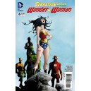 SENSATION COMICS 8. WONDER WOMAN. DC RELAUNCH (NEW 52).