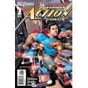 ACTION COMICS N°1 2ND PRINT DC RELAUNCH