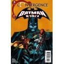 CONVERGENCE BATMAN AND ROBIN 1. DC COMICS.