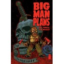 BIG MAN PLANS 2. VARIANT COVER. IMAGE COMICS.