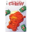 CHEW 46. IMAGE COMICS.
