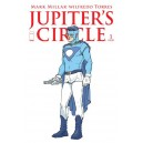 JUPITER'S CIRCLE 1. COVER B. IMAGE COMICS.