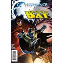 CONVERGENCE BATMAN SHADOW OF THE BAT 1. DC COMICS