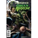 CONVERGENCE GREEN ARROW 1. DC COMICS.