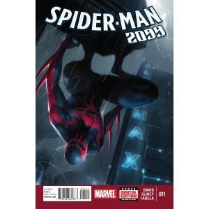 SPIDER-MAN 2099 11. MARVEL NOW!