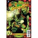 CONVERGENCE GREEN LANTERN CORPS 1. DC COMICS.