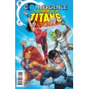 CONVERGENCE NEW TEEN TITANS 1. DC COMICS.