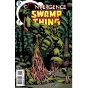CONVERGENCE SWAMP THING 1. DC COMICS.