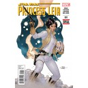 PRINCESS LEIA 1. STAR WARS. MARVEL COMICS.