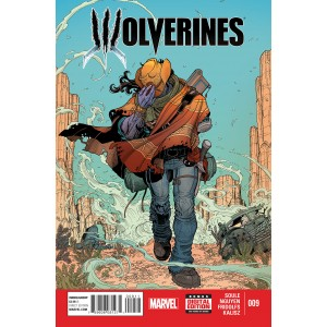 WOLVERINES 9. MARVEL NOW!