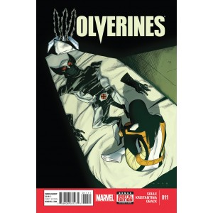 WOLVERINES 11. MARVEL NOW!