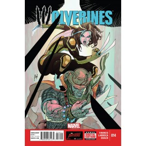 WOLVERINES 14. MARVEL NOW!