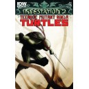 TMNT. INFESTATION 2. TEENAGE MUTANT NINJA TURTLES N°1. IDW PUBLISHING