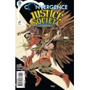 CONVERGENCE JUSTICE SOCIETY OF AMERICA 1. DC COMICS.