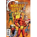CONVERGENCE WORLD'S FINEST COMICS 1. DC COMICS.