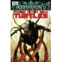 TMNT. INFESTATION 2. TEENAGE MUTANT NINJA TURTLES N°2. IDW PUBLISHING