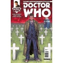 DOCTOR WHO. THE 10TH DOCTOR 9. COMICS COVER. TITANS COMICS.