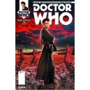 DOCTOR WHO. THE 10TH DOCTOR 9. PHOTO COVER. TITANS COMICS.