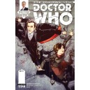 DOCTOR WHO. THE 12TH DOCTOR 7. COMICS COVER. TITANS COMICS.