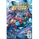 CONVERGENCE JUSTICE LEAGUE 2. DC COMICS.
