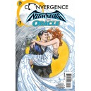 CONVERGENCE NIGHTWING ORACLE 2. DC COMICS.