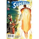SUPERMAN 39. DC RELAUNCH (NEW 52).