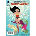SENSATION COMICS 9. WONDER WOMAN. DC RELAUNCH (NEW 52).