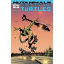 TEENAGE MUTANT NINJA TURTLES - MUTANIMALS 3. COMICS. IDW PUBLISHING.