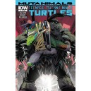 TEENAGE MUTANT NINJA TURTLES - MUTANIMALS 3. SUBSCRIPTION. IDW PUBLISHING.