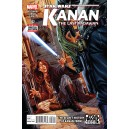 KANAN. THE LAST PADAWAN 2. STAR WARS. MARVEL COMICS.