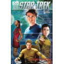 STAR TREK 44. COMICS COVER. IDW PUBLISHING.