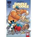 UNCLE SCROOGE 1. COMICS COVER. DISNEY COMICS. IDW PUBLISHING.