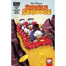 UNCLE SCROOGE 1. SUBSCRIPTION COVER. DISNEY COMICS. IDW PUBLISHING.