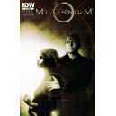 MILLENNIUM 4. COMICS COVER. IDW PUBLISHING.