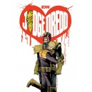 JUDGE DREDD 29. COMICS COVER. IDW PUBLISHING.