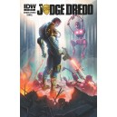 JUDGE DREDD 29. SUBSCRIPTION COVER. IDW PUBLISHING.