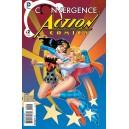 CONVERGENCE ACTION COMICS 2. DC COMICS.