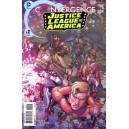 CONVERGENCE JUSTICE LEAGUE AMERICA 2. DC COMICS.