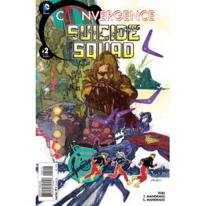 CONVERGENCE SUICIDE SQUAD 2. DC COMICS.