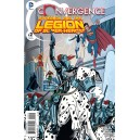 CONVERGENCE SUPERBOY AND THE LEGION OF SUPER-HEROES 2. DC COMICS.