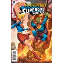 CONVERGENCE SUPERGIRL MATRIX 2. DC COMICS.