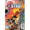 CONVERGENCE SUPERMAN THE MAN OF STEEL 2. DC COMICS.