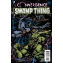 CONVERGENCE SWAMP THING 2. DC COMICS.
