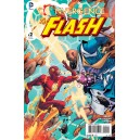 CONVERGENCE THE FLASH 2. DC COMICS.