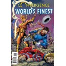 CONVERGENCE WORLD'S FINEST COMICS 2. DC COMICS.
