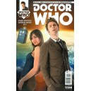 DOCTOR WHO. THE 10TH DOCTOR 10. PHOTO COVER. TITANS COMICS.