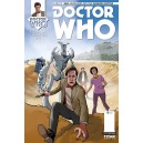 DOCTOR WHO. THE 11TH DOCTOR 12. COMICS COVER. TITANS COMICS.