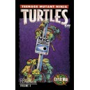 TEENAGE MUTANT NINJA TURTLES COLOR CLASSICS 3-4. TMNT. IDW PUBLISHING.