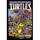TEENAGE MUTANT NINJA TURTLES COLOR CLASSICS 3-5. TMNT. IDW PUBLISHING.