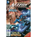 ACTION COMICS N°8. COMBO PACK. DC RELAUNCH (NEW 52)
